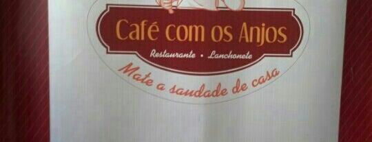 Café com os Anjos is one of Quero ir!.