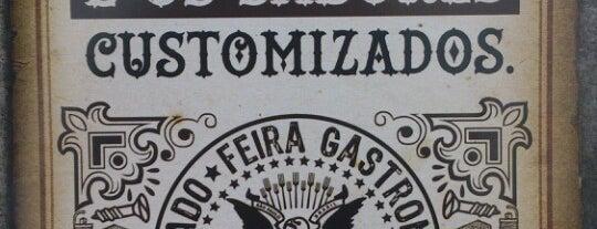O Mercado - Feira Gastronômica is one of Posti che sono piaciuti a Andrea.