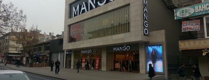 Mango is one of Locais curtidos por NUCRO.