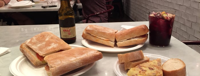 Despaña is one of 15 Bucket List Sandwiches in NYC.