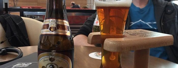 Belgian Beer Café is one of Calgary.
