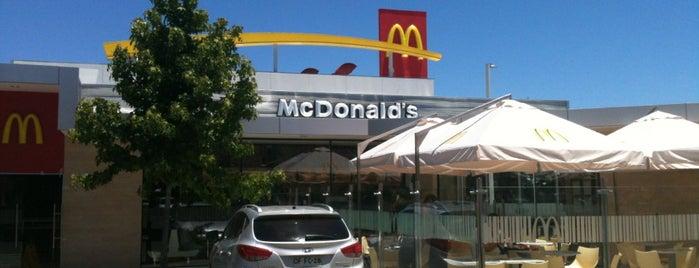 McDonald's is one of Rodrigoさんのお気に入りスポット.