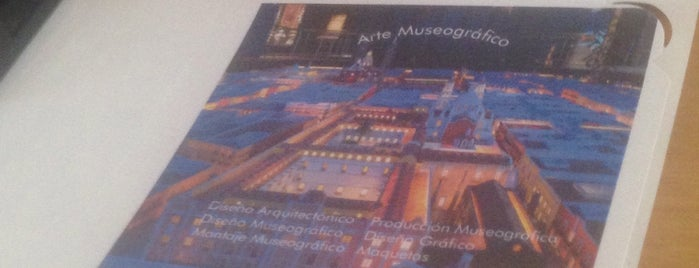 Arte Museografico Balbuena is one of Toto : понравившиеся места.