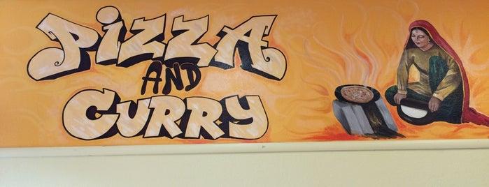 Pizza & Curry is one of Orte, die Vishnu gefallen.