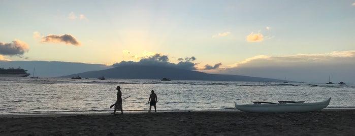 Kamehameha Iki Beach Park is one of Posti che sono piaciuti a Kristen.