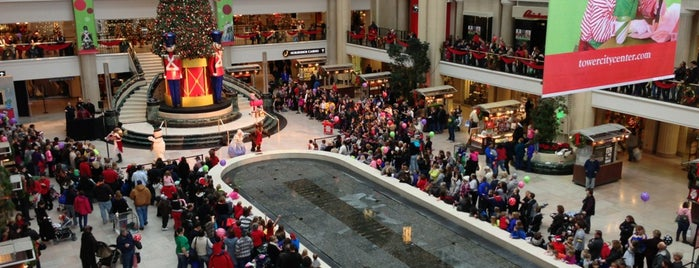 Tower City Center is one of Cleveland.