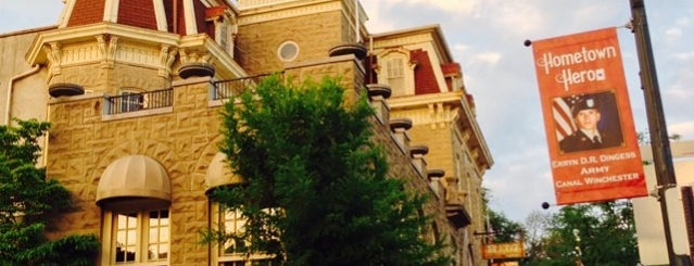 The Lodge is one of Orte, die Mary gefallen.