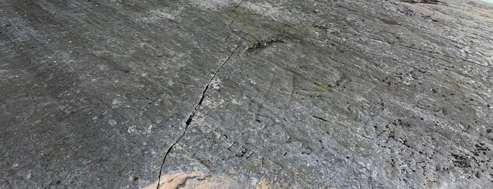 Inscription Rock Petroglyphs is one of North Central Ohio.