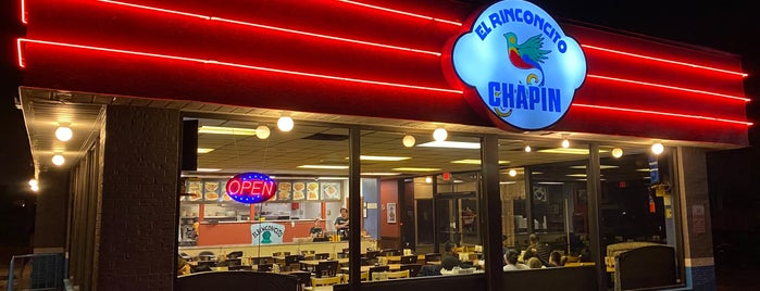 El Rinconcito Chapin is one of Cleveland To Do.