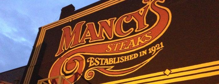 Mancy's Steakhouse is one of Donovan: сохраненные места.