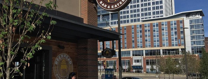Beerhead Bar & Eatery is one of Taste of Cleveland To Do List.