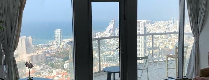 Neve Tzedek Tower is one of Tel Aviv.