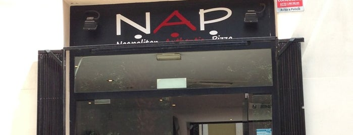 NAP Neapolitan Authentic Pizza is one of Cheap Eats Barcelona 5-10€.