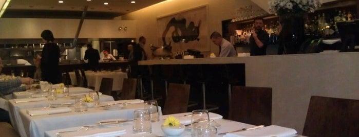 Blackbird is one of Open Kitchens - Chicago.