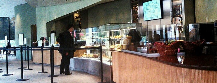 Pavilion Cafe is one of Lieux qui ont plu à Jared.