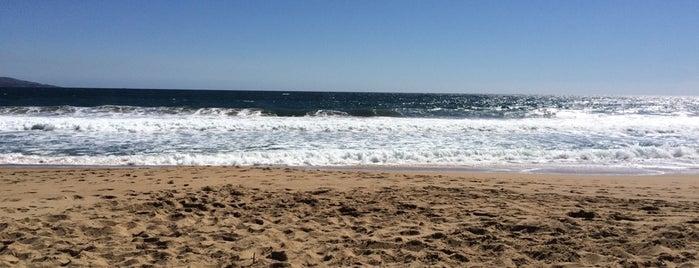 Playa Reñaca is one of #SantiagoTrip.