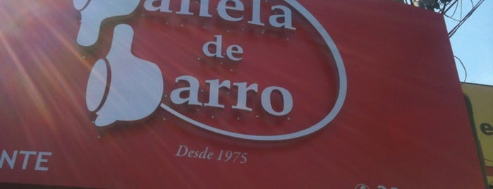 Panela de Barro is one of Posti che sono piaciuti a Paula.