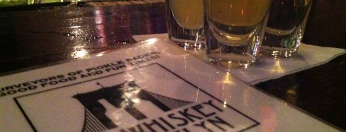 The Whiskey Brooklyn is one of uwishunu brooklyn.
