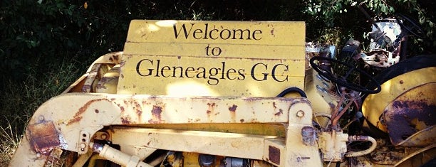Gleneagles is one of Top Picks for Disc Golf Courses 2.