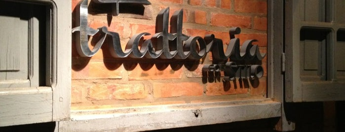 La Trattoria de Stilo is one of Restaurantes & Bares.