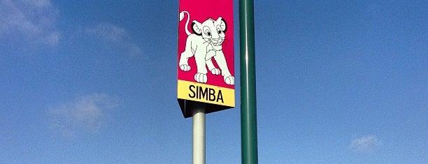 Simba Parking Lot is one of สถานที่ที่บันทึกไว้ของ Emme.