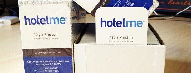 HotelMe.com Headquarters is one of MENU : понравившиеся места.