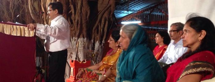 Om Shree Swayambhu Siddhi Vinayak Ganpati Mandir is one of India.