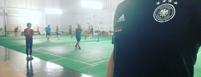 คอร์ทแบดมินตัน กรมพัฒนาที่ดิน is one of Badminton Court.