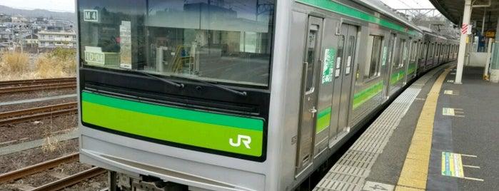 Higashi-Shiogama Station is one of JR 미나미토호쿠지방역 (JR 南東北地方の駅).