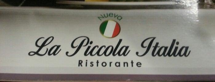 La Piccola Italia is one of Minha Santiago (Chile).