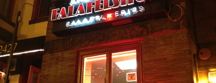 Amsterdam Falafelshop is one of DC Bucket List 2.