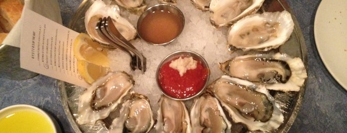 B&G Oysters is one of Guide to Boston.