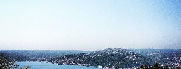 Hz. Yuşa Türbesi is one of Lugares guardados de İbrahim-i.