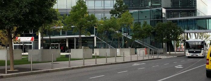 Austrian Airlines Headoffice is one of สถานที่ที่ Tonii ถูกใจ.
