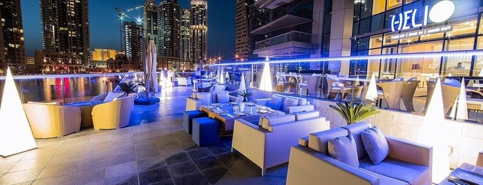 Helio Lounge is one of Dubai.
