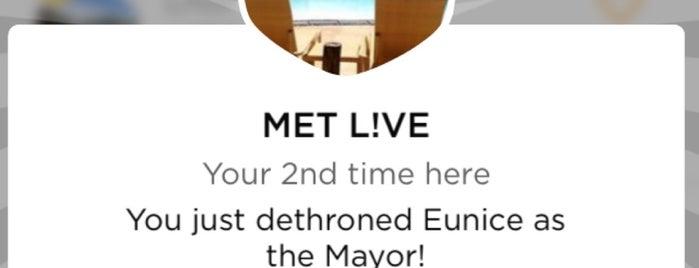 MET L!VE is one of Shank : понравившиеся места.