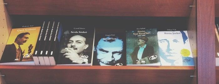 YKY Kitabevi is one of İstanbul // Kitapçılar ve Kitaplıklar.