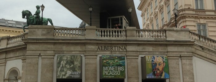 Albertina is one of Wien.