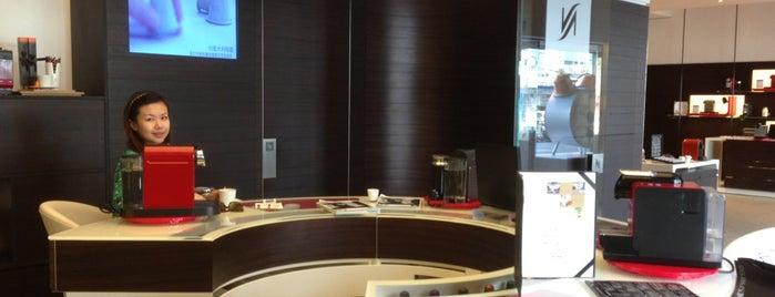 Nespresso Boutique is one of Tempat yang Disukai Katy.