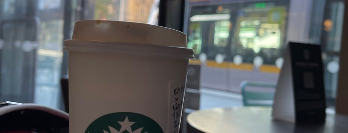 Starbucks is one of Free wi-fi venues.