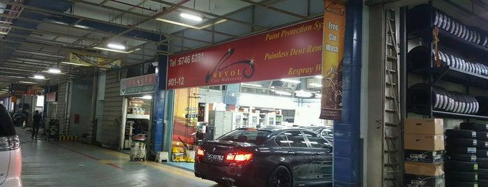 Ang Mo Kio AutoPoint is one of MAC 님이 좋아한 장소.