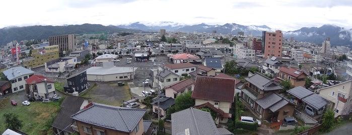 ホテル上田山荘 is one of ロケ場所など.