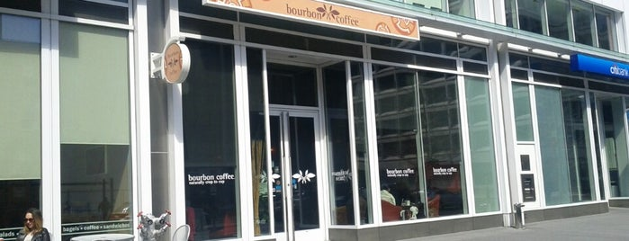 Bourbon Coffee is one of DC Restaurants.