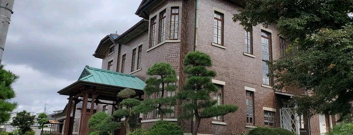旧石川組製糸西洋館 is one of Nearby.