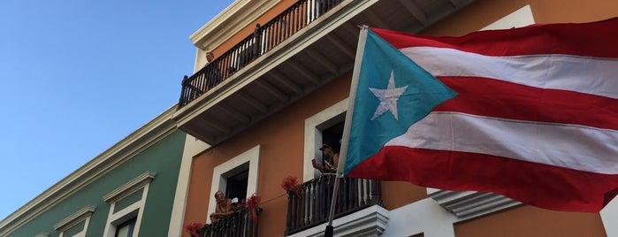 Viejo San Juan is one of Courtney + Diamond.