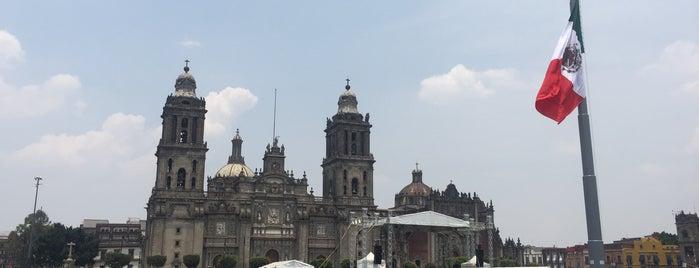 Catedral Metropolitana de la Asunción de María is one of CDMX + KCOT.