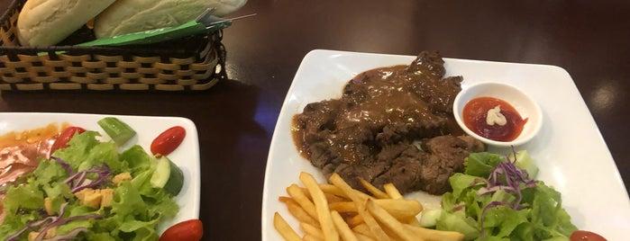 Thế Giới Steak is one of ăn hàng.
