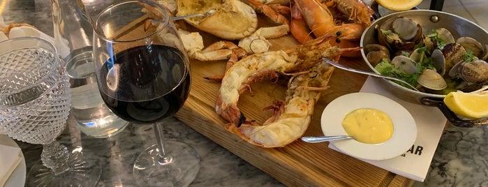 Cais ao Mar is one of Restaurante2.