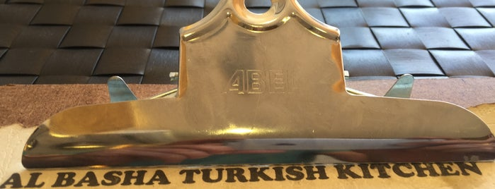 Al Basha Turkish Kitchen is one of mesutさんのお気に入りスポット.