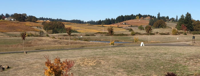 Gran Moraine is one of Oregon Wine Country.